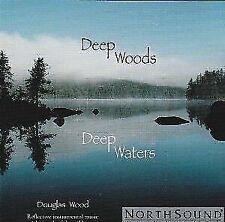 Deep Woods Deep Waters Douglas Wood  AUDIO CD *DISC ONLY*