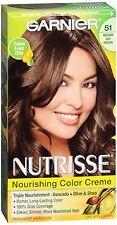 Garnier Nutrisse Haircolor - 51 Cool Tea (Medium Ash Brown) 1 Each (Pack of 2)