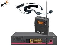 Sennheiser EW152G3-A Wireless Bodypack Microphone System With ME3 Headset EW152