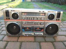 ICS str-5091 Ghetto Blaster Boombox Radio 80er 80s VINTAGE