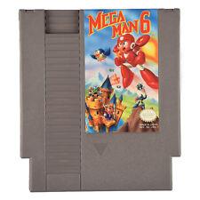 Nintendo NES Spiel - Mega Man 6 (NTSC ) 1