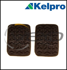 FORD COURIER B2000 1//82-6/85 KELPRO BRAKE & CLUTCH PEDAL PADS (MANUAL ONLY)