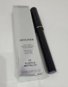 Lancome Artliner Bold Line Eyeliner PURPLE METALLIC (#05) New In Box