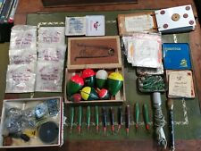 Very Large Collection Of VINTAGE FISHING TACKLE