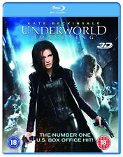Underworld: Awakening [2012] (Blu Ray 3D + Blu Ray) Horror Fantasy Movie New