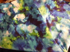 NEW WITH TAGS JONES NEW YORK BLUES, GREENS AND WHITE WATERCOLOR DESIGN SKIRT 14W