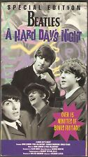 VHS - The Beatles - A Hard Day's Night (1995, Special Edition) - EXCELLENT COND.