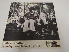 Miles Wootton : Sunday Supplement World