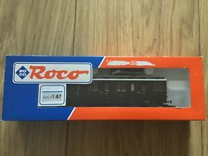 ROCO 45412 Epoch 1 - 6 wheel 4th class Ps. St. Ev. In excellent condition boxed