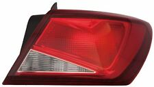 Seat Leon 2013-> Hatchback Outer Wing Rear Tail Light Lamp O/S Drivers Right