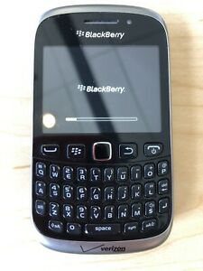 Blackberry Curve 3G 9310 - Black (Verizon)