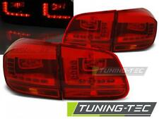 FANALI POSTERIORI VW TIGUAN 07.11-12.2015  RED LED LOOK*2177