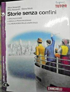 STORIE SENZA CONFINI VOL.3 PER MEDIE - A.e P. ASSANDRI e E.MUTTI - ZANICHELLI