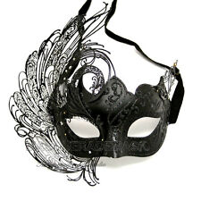 Black Swan Masquerade Ball mask Costume Prom birthday Masquerade dance Party