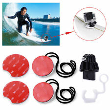 Surfboard Surf Mount Kits Pour GoPro Hero 2 3 3+ 4 SJ4000 Surf Mounts Pack