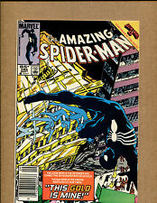 Amazing Spider-Man #268 - This Gold is Mine - 1985 (Grade 9.2) WH