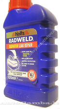 HOLTS Radweld radiator leak repair Stops leak in radiators, hoses