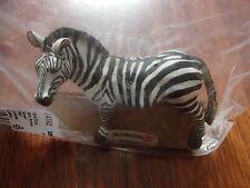 ZEBRA, Female Figurine by Schleich Wild Life - 14392 Germany New in Package