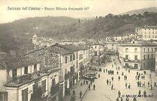 SORIANO NEL CIMINO - Piazza Vittorio Emanuele II - 1915