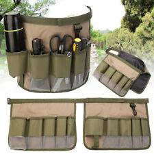 5 Gallon Garden Bucket Caddy Yard Tool Carrier Holder Organizer Bags Pouchs