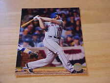 Daniel Murphy NY Mets Officially LICENSED 8x10 Color Photo FREE SHIPPING 3/MORE