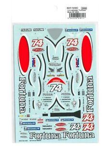"Studio27 SDT1230C 1:12 NSR500 ""Fortuna"" Moto GP 2002 - Spare Decal for TK1230C"