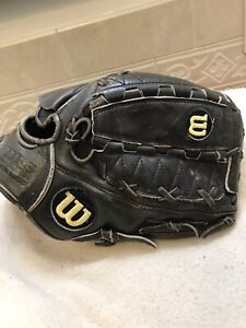 """Wilson A2000 1915 Conform 12"""" Youth Baseball Pitchers Glove Right Hand Throw"""