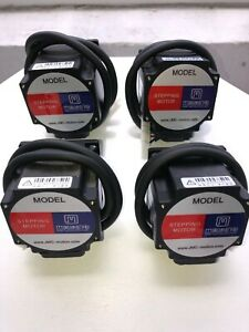 Set Of 4 JMC-Motion NEMA 23 Stepping Motors 57mm 2-Phase