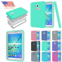 Shockproof Protective Tablet Hard Stand Case for Samsung Galaxy Tab 3/E Lite 7.0