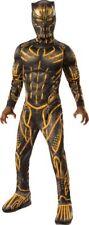 Rubies Boys Kids Deluxe Erik Killmonger Black Panther Battle Suit Costume Medium