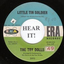 The Toy Dolls TEEN GIRL GROUP 45 (ERA 3093) Little Tin Soldier/Fly Away