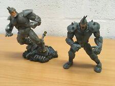 MARVEL SPIDERMAN Classics Rhino figura Ultimate Bundle Lote