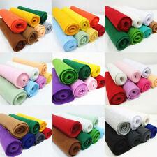 Soft Felt Fabric Non Woven Roll Sheet Patchwork Gift Craft DIY Materia Christmas