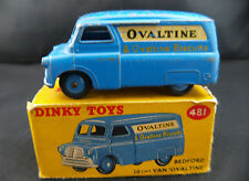 Dinky Toys GB n° 481 camion Bedford Ovaltine en boite