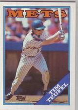 1988 Topps Baseball New York Mets Team Set