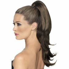 Divinity Hair Extentions Wavy Clip on Brown