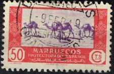 Spanish Sahara Desert Camals' Caravan stamp 1926