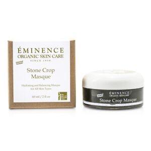 NEW Eminence Stone Crop Masque 60ml Womens Skin Care