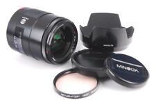 Minolta 35mm/1:1.4 AF Lens Japan 18201460