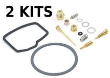 2x Honda 68-71 CB450 CL450 Carburetor Carb Rebuild Kit - 2 KITS