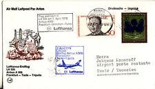 vol   /26/ Lufthansa     Frankfurt  Tripolis      1979