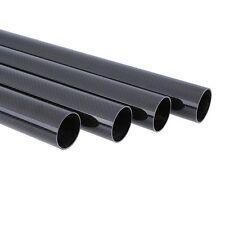3K Carbon Fiber Tube 8mm*10mm*500mm Gloss Matt Rod for RC Quad Airplane