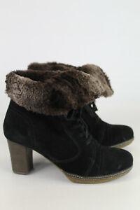 Gabor Gr.41 Uk.7,5  Damen Stiefel  Stiefeletten Boots  TOP    Nr. 14 D