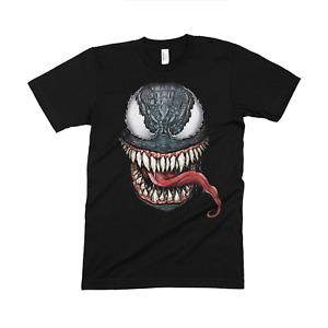Venom Carnage HUGE PRINT High Quality American Apparel T-shirt