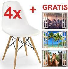 Moderne Tisch- & Stuhl-Sets fürs Arbeitszimmer
