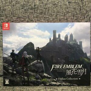 Fire Emblem Fódlan Collection Used from Japan