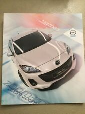 Mazda 3 Tamura Car Brochure - December 2011