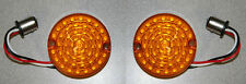 NEW! 1965 - 1966 Mustang LED Parking Lights PAIR Both left and right side L.E.D.