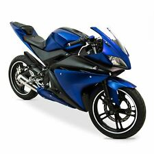 Yamaha YZF-R125 Full 20pc Fairing Bodywork ABS Plastic Panel Set/Kit - 2008-2013
