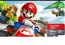 !SanDisk Ultra Micro SDXC C10 A1 Card 32GB 64GB 128GB 200GB For Nintendo Switch!